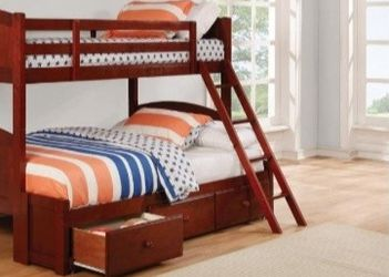 💥BUNK BED WITH STORAGE 😍 T /F SIZE 💥 for Sale in Miami,  FL