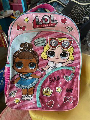 Lol surprise backpack for Sale in Buckeye, AZ