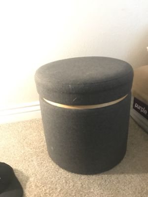 Ottoman storage for Sale in West Valley City, UT