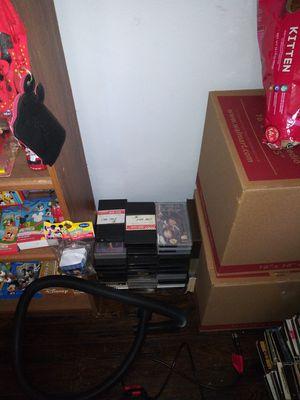 Assortment of vhs tapes for Sale in Sebring, FL