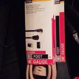 Indoor Appliance Extension Cord for Sale in Madison Heights, VA