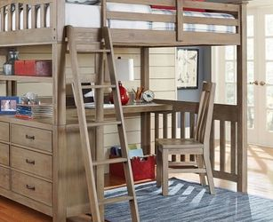 Twin Bunk Bed for Sale in Dearborn,  MI