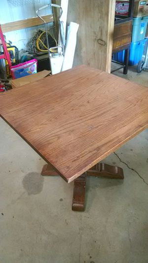 Square table for Sale in Camden, AR