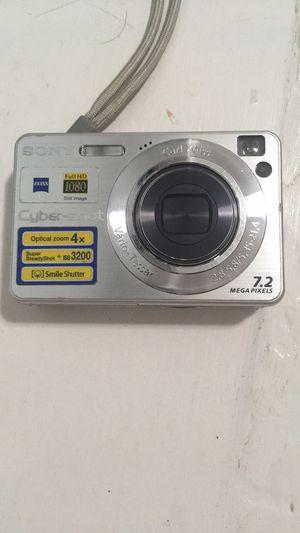 Sony Cybershot camera for Sale in Salt Lake City, UT