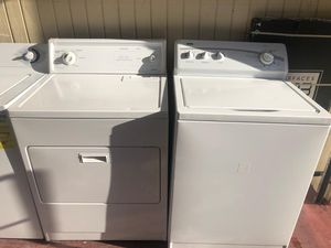 Washer and dryer combo in excellent condition for Sale in Pembroke Pines, FL