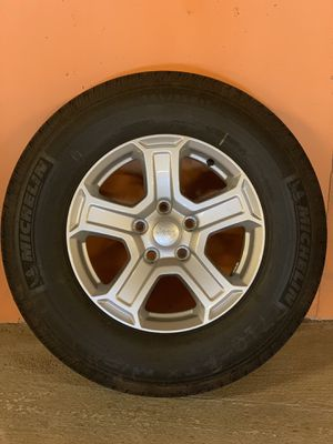 NEW Jeep stock wheels and tires for Sale in Nashville, TN