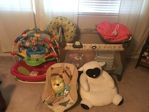 Everything for a Newborn Baby & More smoke free!!New condition for Sale in North Las Vegas, NV