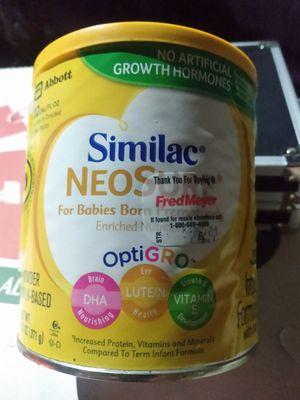 Similac NeoSurs for Sale in Auburn, WA