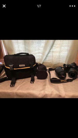 Nikon D5000 for Sale in Virginia Beach, VA
