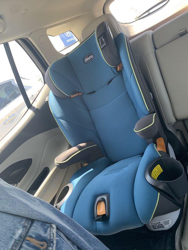 Chicco car seat