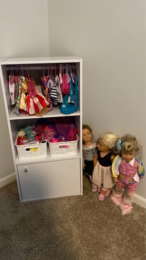 Target brand dolls and accessories for Sale in Blacklick, OH