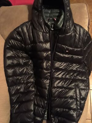 Tommy Hilfiger Packable Puffer Jacket for Sale in Aspen Hill, MD