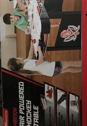 Air power hockey table for kids ! for Sale in Austin, TX