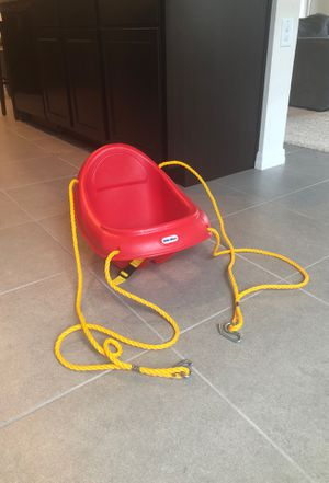 Little Tikes baby swing for Sale in Riverview, FL