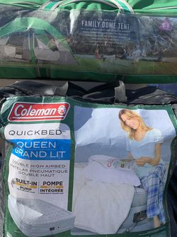 Tent & Air Mattress for Sale in Valley Center,  CA
