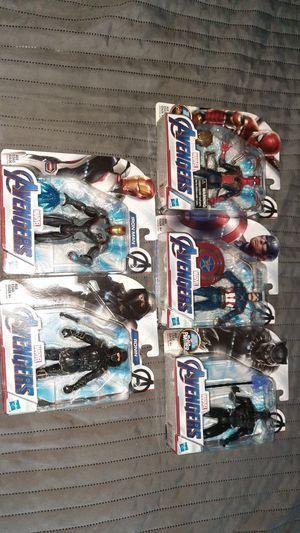 Marvel avengers 6inch action figures for Sale in Philadelphia, PA