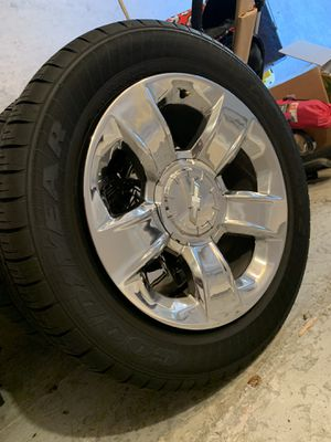Chevy 20 inch rims for Sale in Seattle, WA