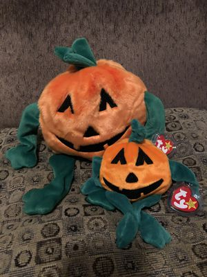 Beanie buddy & baby Halloween pumpkin for Sale in Summerlin South, NV