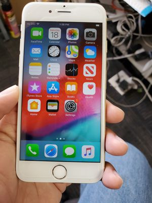 Iphone 6 64gb gold factory unlocked for Sale in San Lorenzo, CA