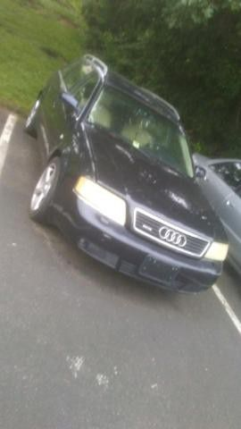 2001 Audi A6 Avant. Runs rough, could be an easy fix. Midnight blue exterior and cream tan interior. for Sale in Arnold, MD
