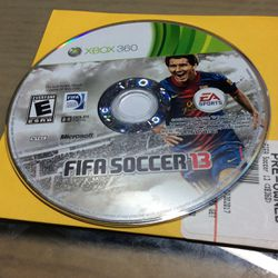 Xbox 360 FIFA Soccer 13 for Sale in Hialeah,  FL