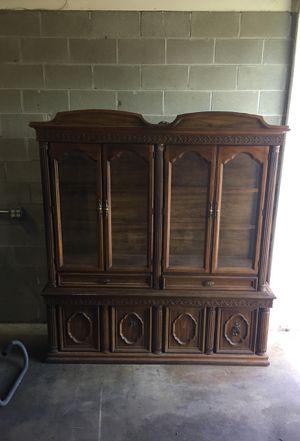 Antique Storage Hutch for Sale in Warren Park, IN