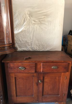 Antique buffet table for Sale in Smyrna, GA