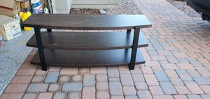 """TV Stand, up to 70"""" TV, Espresso for Sale in Chandler, AZ"""