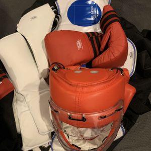 Taekwondo Gear Children Large for Sale in San Bernardino, CA