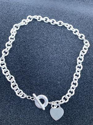 "Tiffany""s 925 necklace for Sale in Glendale, AZ"