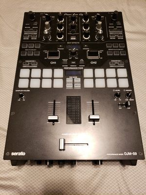 Pioneer DJM-S9 2-channel mixer for Sale in Raleigh, NC