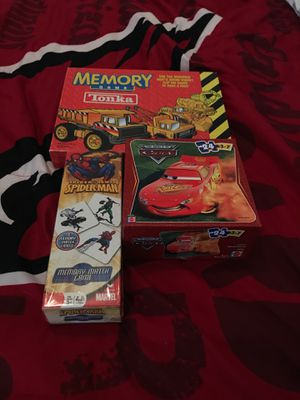 Kid games & puzzle for Sale in Gilbert, AZ
