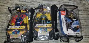 (Rare) Shadow Tech Batman Action Figures for Sale in Washington, DC
