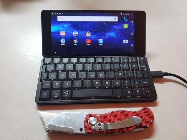 Mini laptop