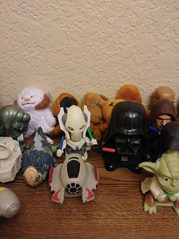 Star Wars Burger King Lot