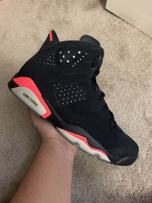Jordan 6 infrared 2014 for Sale in Annandale, VA