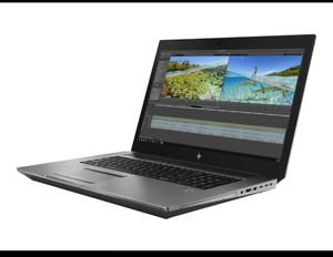 """HP Zbook 17"""" with External DVD-RW for Sale in Union Gap, WA"""