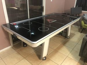 Electronic Air Hockey Table•••Well Maintained•••Good Condition••• for Sale in Fontana, CA