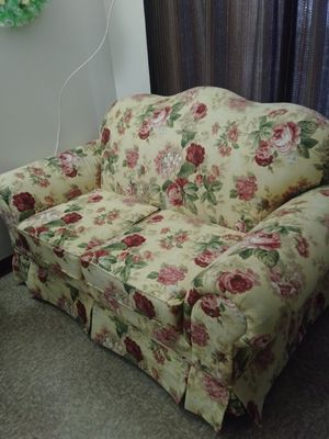 Julia Yellow Loveseat and Sofa for Sale in Hagerstown, MD