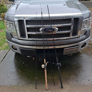 Fishing Rod And Reel Combos for Sale in Vancouver, WA