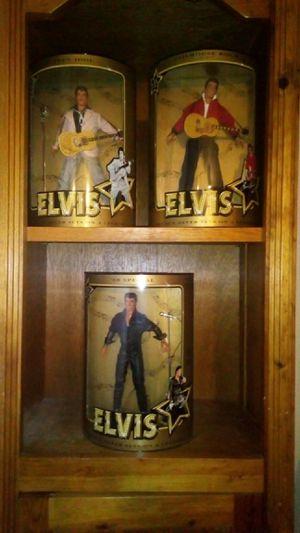 Elvis dolls (set of 3) for Sale in Phoenix, AZ