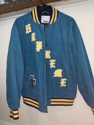 Supreme Corduroy Old English Jacket (Blue - Medium) for Sale in Dallas, TX