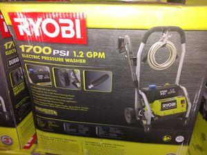 Ryobi 1700 PSI Electric Pressure Washer for Sale in Atlanta, GA
