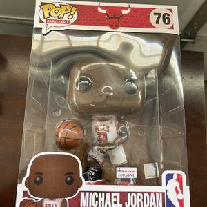 """Funko Pop Jordan 10"""" 76 Foot Locker Exclusive for Sale in Redlands, CA"""