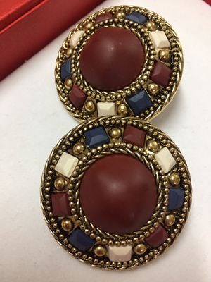 clip on earrings for Sale for sale  Jersey City, NJ