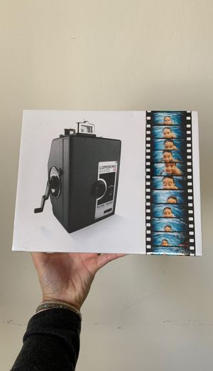 Logography Lomokino Super 35 Movie Maker for Sale in Hillsborough, CA