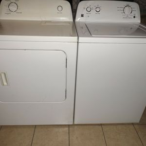 Kenmore Washer and Roper Electric Dryer for Sale in Chico, CA