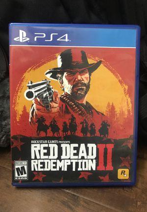 Red Dead Redemption 2 for Sale in Riverside, CA