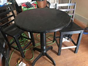 Table 2 chairs for Sale in Dallas, TX
