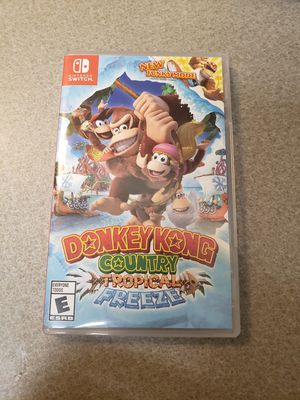 Donkey Kong County Tropical Freeze for Sale in Wildwood, FL